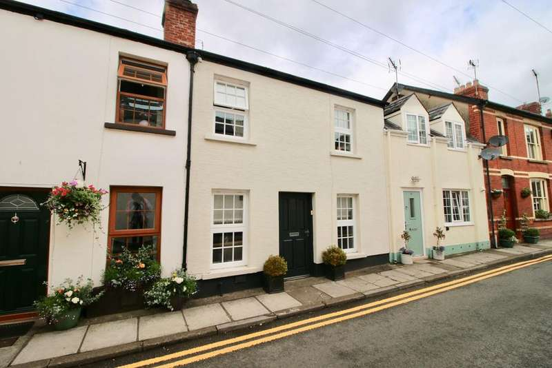 3 Bedrooms Terraced House for sale in Baron Street, Usk, NP15