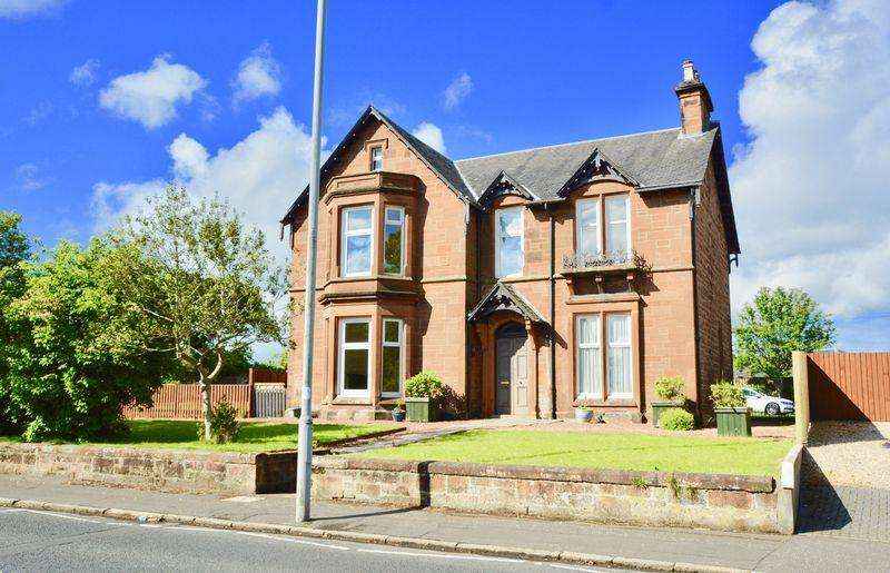 5 Bedrooms Detached Villa House for sale in Castlehill Road, Ayr