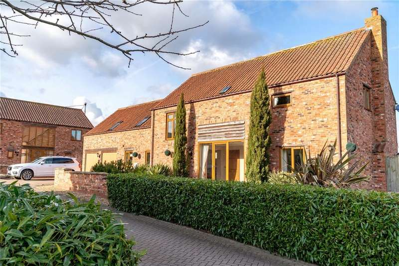 5 Bedrooms Detached House for sale in Farm Close, Foston, Grantham, Lincolnshire, NG32