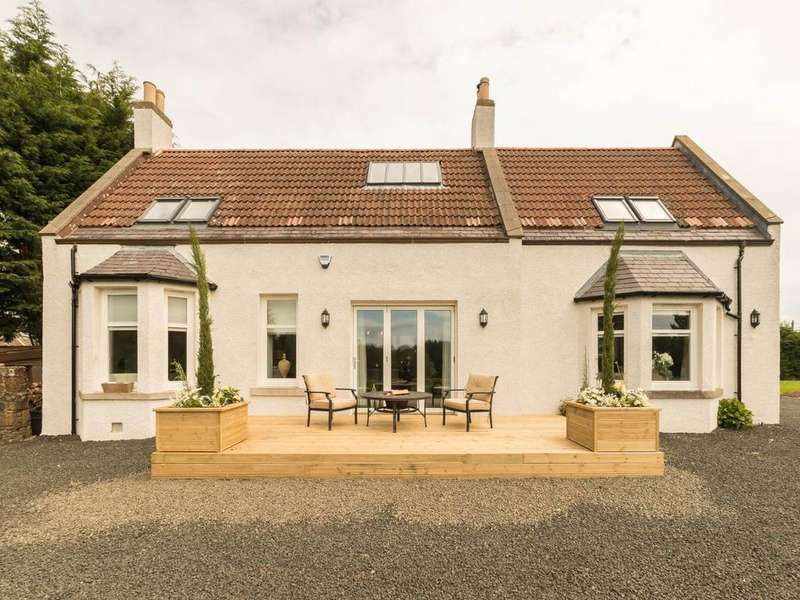 4 Bedrooms Detached House for sale in Muirhead Cottage, Muirhead, Cupar