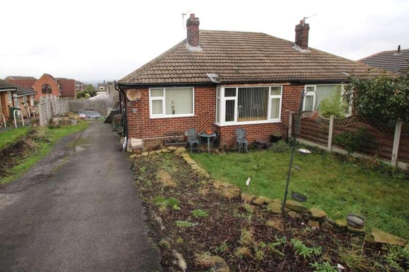 2 Bedrooms Semi Detached Bungalow for sale in Norristhorpe Lane, Liversedge, West Yorkshire, WF15