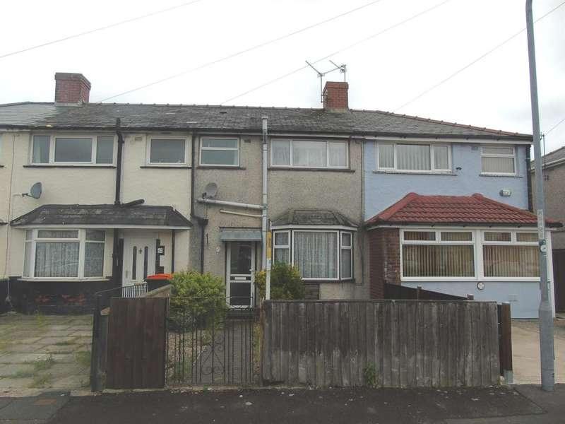 3 Bedrooms Terraced House for sale in Barthropp Street, Newport