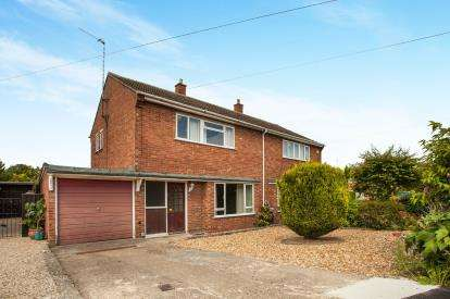 3 Bedrooms Semi Detached House for sale in Fulbourn, Cambridge, Cambridgeshire