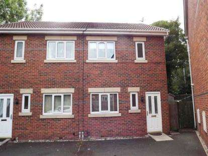 3 Bedrooms Semi Detached House for sale in Rosyth Close, Fearnhead, Warrington, Cheshire, WA2
