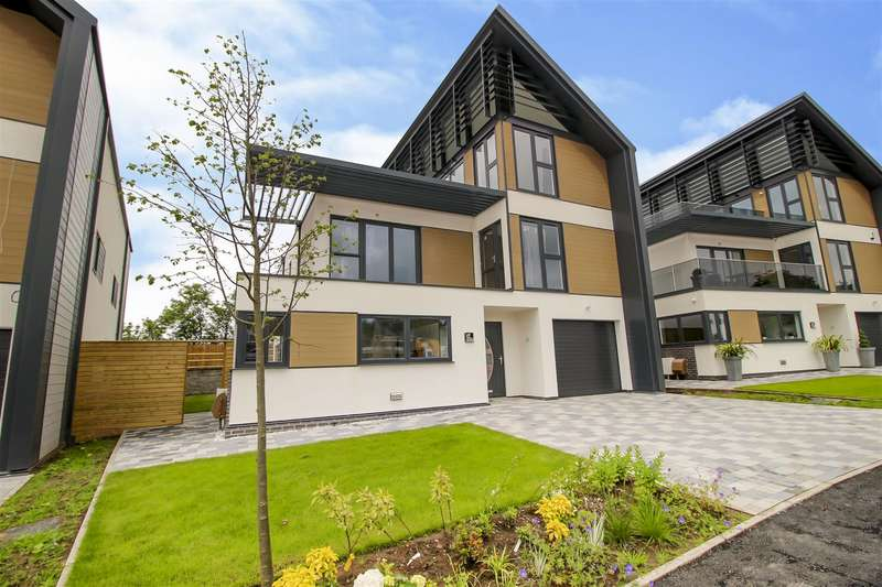 5 Bedrooms Detached House for sale in Baxter Green, Chilwell Lane, Bramcote