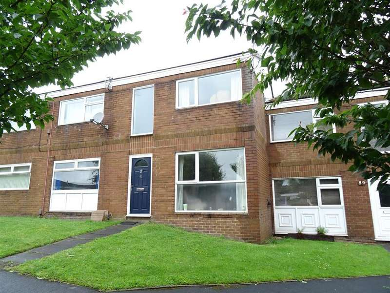 2 Bedrooms Town House for sale in Griffin Close, Shepshed, Leicestershire