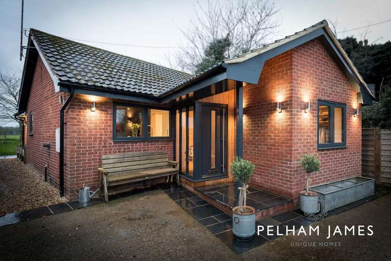 3 Bedrooms Detached Bungalow for sale in Main Street, Witham On The Hill
