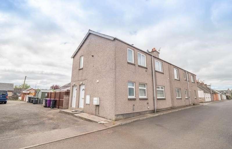 1 Bedroom Flat for sale in Millgate, Arbroath