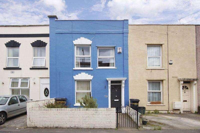 2 Bedrooms Terraced House for sale in Lyppiatt Road, Bristol, BS5 9HS