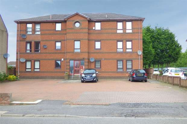 2 Bedrooms Flat for sale in 125 Clydesdale Road, Bellshill, North Lanarkshire