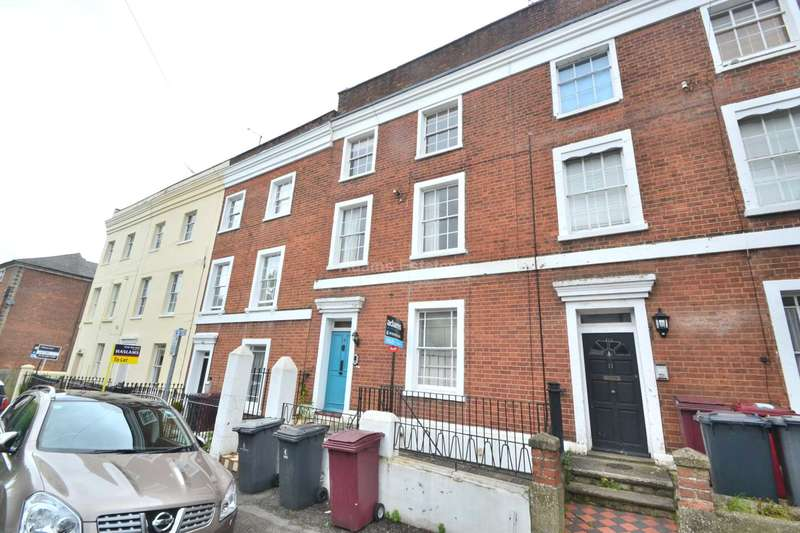 1 Bedroom Flat for rent in Coley Hill, Reading