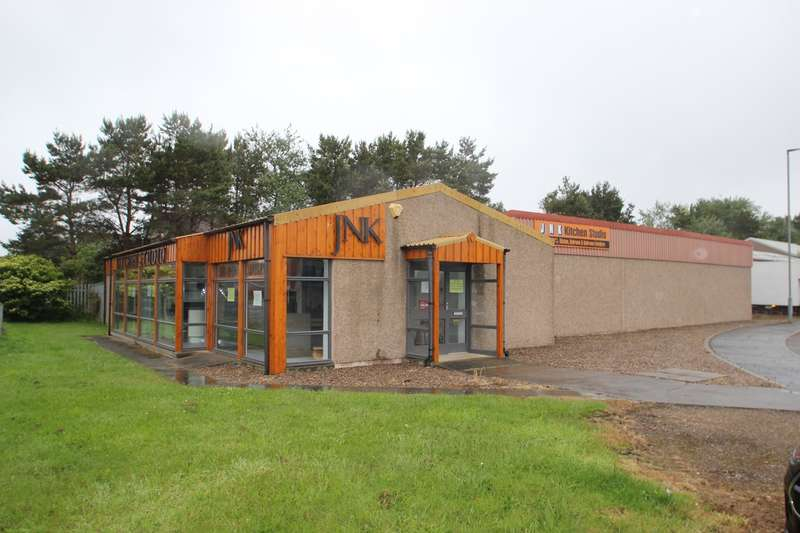 Commercial Property for rent in Coulardbank Industrial Estate, Lossiemouth, IV31