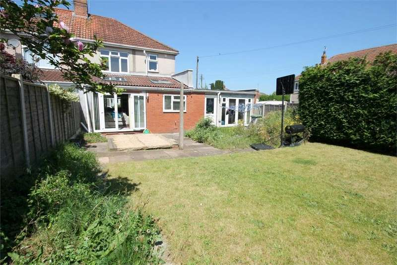 3 Bedrooms Semi Detached House for sale in Oaklands Road, Mangotsfield, Bristol