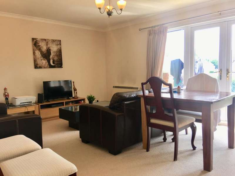 2 Bedrooms Maisonette Flat for sale in West Green Court, Reading, RG1