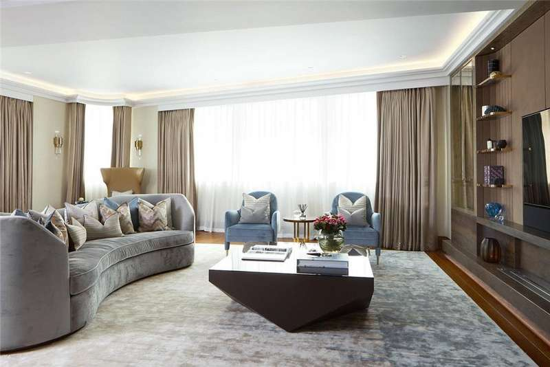 3 Bedrooms Flat for sale in Greybrook House, 28 Brook Street, London, W1K