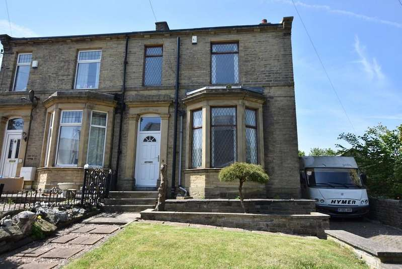 3 Bedrooms Semi Detached House for sale in Prospect Street, Eccleshill, BD10 8AD