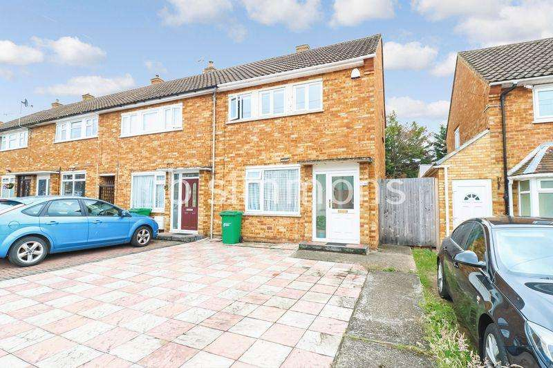 3 Bedrooms End Of Terrace House for sale in Ryvers Catchment, Hubert Road