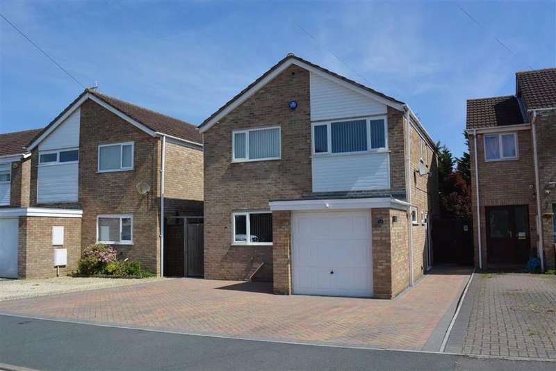 4 Bedrooms Detached House for sale in Giles Cox Quedgeley