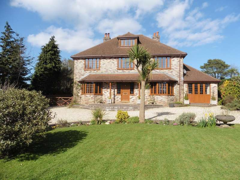 5 Bedrooms Detached House for sale in Charmouth Road, Raymonds Hill, Near Axminster
