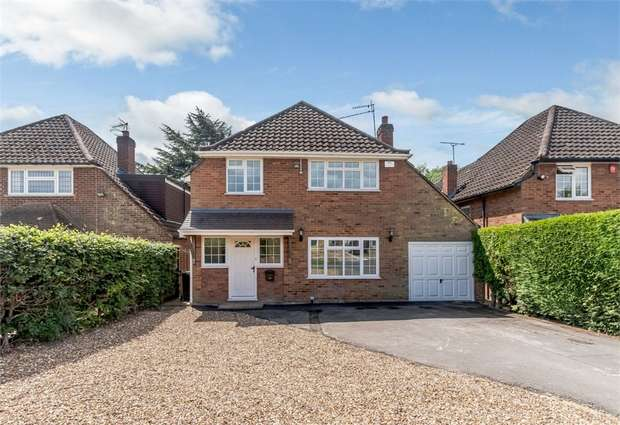 5 Bedrooms Detached House for sale in Bunby Road, Stoke Poges, Slough, Buckinghamshire
