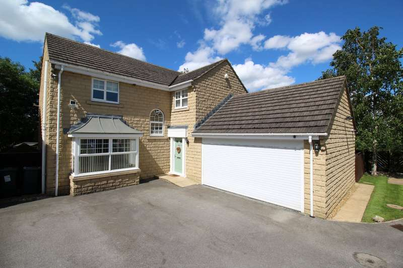 5 Bedrooms Detached House for sale in Cambridge Chase, Gomersal, Cleckheaton, West Yorkshire, BD19