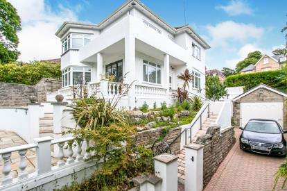 5 Bedrooms Detached House for sale in Meyrick Park, Bournemouth, Dorset