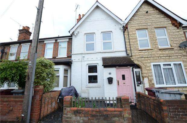 3 Bedrooms Terraced House for sale in Briants Avenue, Caversham, Reading