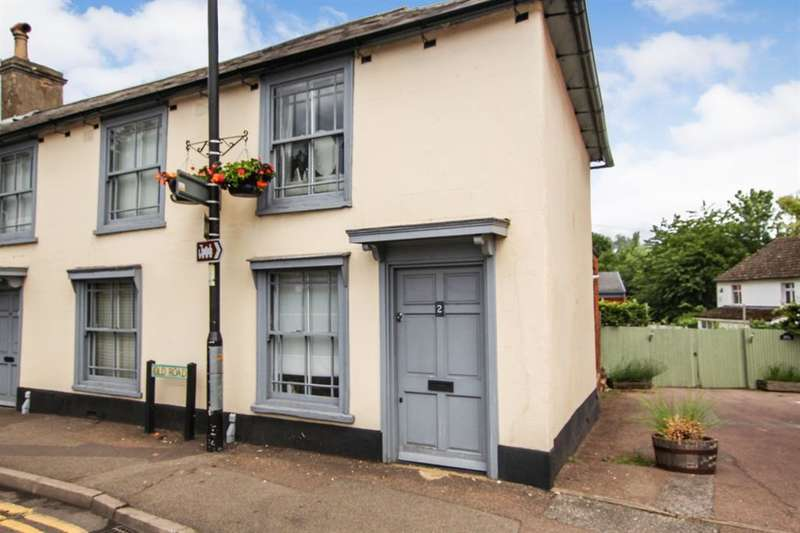 1 Bedroom Terraced House for sale in Old Road, Leighton Buzzard