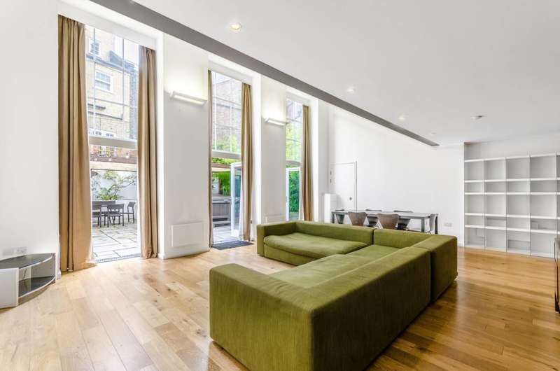 2 Bedrooms Flat for sale in Hornsey Road, Islington, N7
