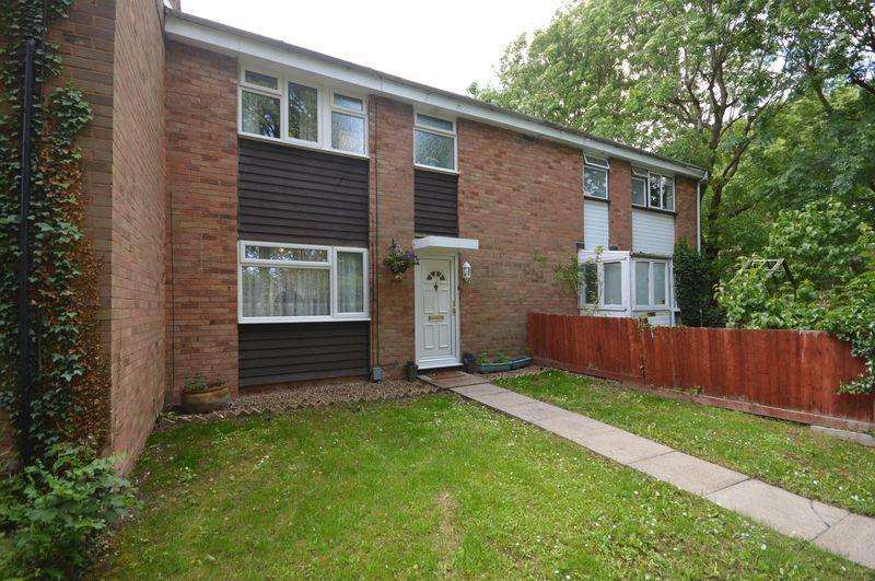 3 Bedrooms Terraced House for sale in Enfield Close, Hougton Regis