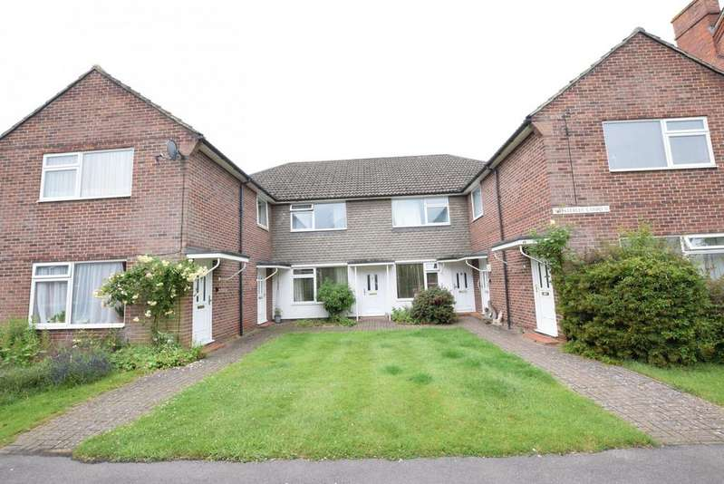 2 Bedrooms Maisonette Flat for sale in Osteriey Court, Hamilton Road