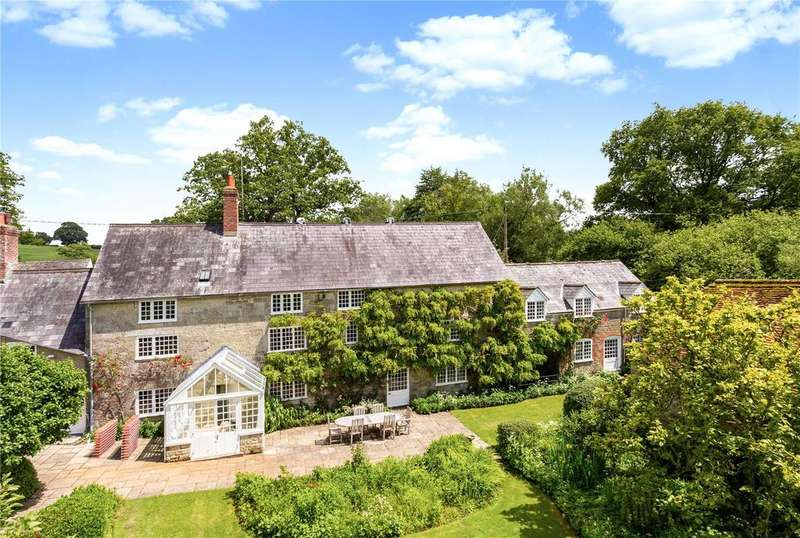 6 Bedrooms Detached House for sale in French Mill Lane, Shaftesbury, Dorset, SP7