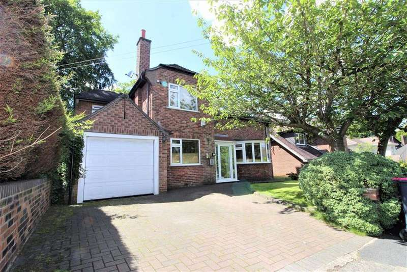 4 Bedrooms Detached House for sale in Oakwell Drive, Salford, Salford