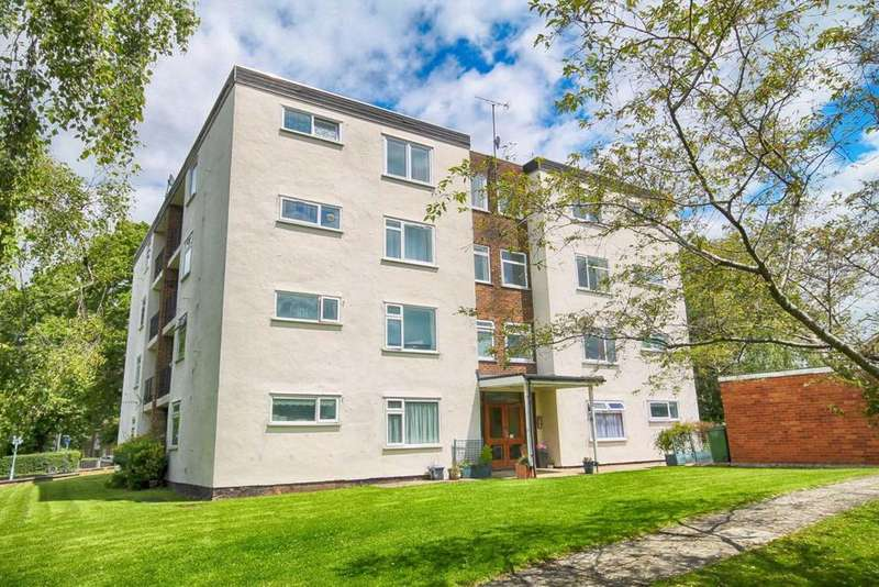 2 Bedrooms Flat for sale in Belworth Drive, Hatherley, Cheltenham, GL51
