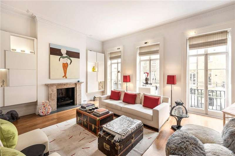 6 Bedrooms Terraced House for sale in Chester Street, Belgravia, London, SW1X