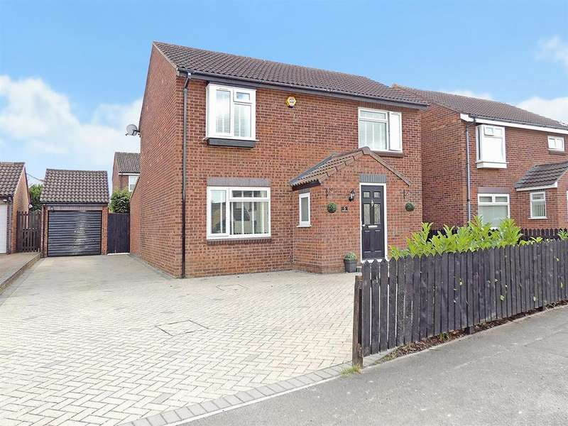 4 Bedrooms Detached House for sale in Stephens Drive, Barrs Court, Bristol
