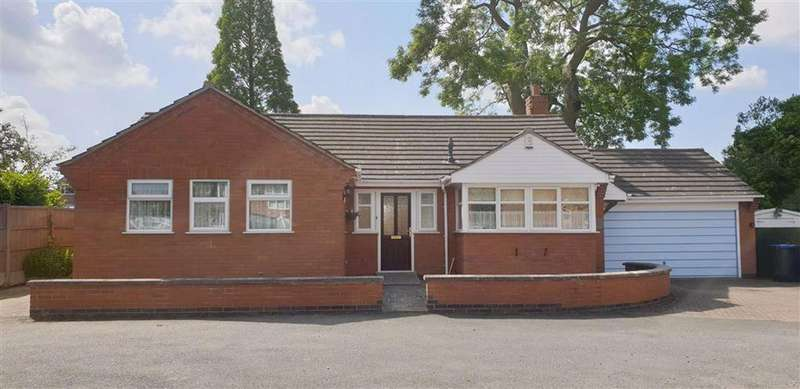 3 Bedrooms Detached Bungalow for sale in Mill Street, Barwell, Leicestershire
