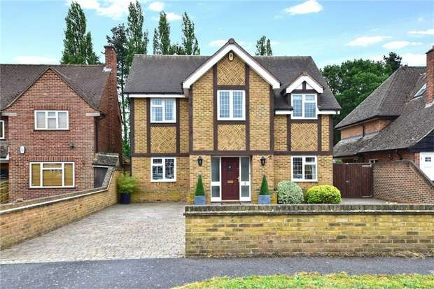 5 Bedrooms Detached House for sale in Wood Lane Close, Iver Heath, Buckinghamshire