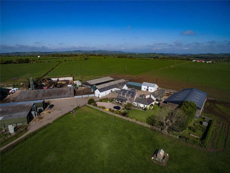 4 Bedrooms Farm Commercial for sale in West Trailtrow Farm, Lockerbie, Dumfries and Galloway, DG11