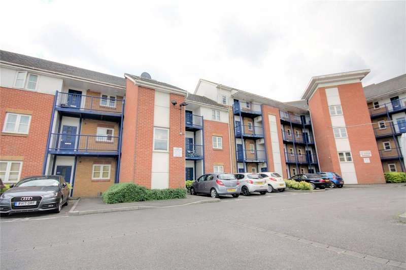 1 Bedroom Apartment Flat for sale in Kennet Walk, Reading, Berkshire, RG1