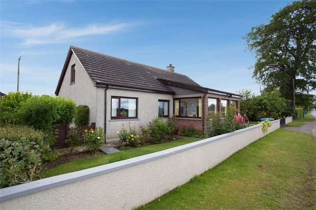 3 Bedrooms Detached Bungalow for sale in Arabella, Arabella, Tain, Highland