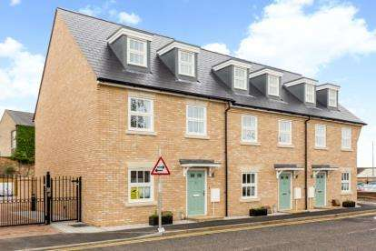3 Bedrooms House for sale in Blewbury Mews, Bonds Lane, Biggleswade