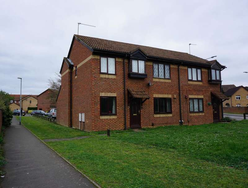 5 Bedrooms Semi Detached House for sale in Telford Drive, Cippenham