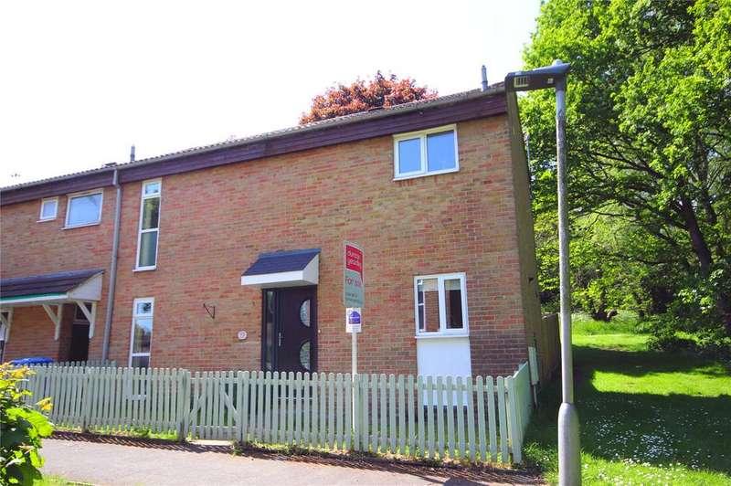 3 Bedrooms End Of Terrace House for sale in Evedon, Bracknell, Berkshire, RG12