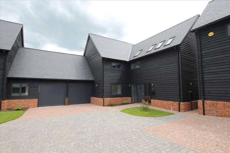 5 Bedrooms Detached House for sale in Church Farm Court, Roxton, MK44