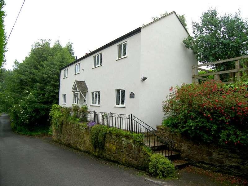 3 Bedrooms Detached House for sale in Well Lane, Higham, Alfreton, Derbyshire, DE55