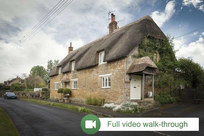 2 Bedrooms Property for sale in Blackspir Cottages Higher Street, Norton Sub Hamdon