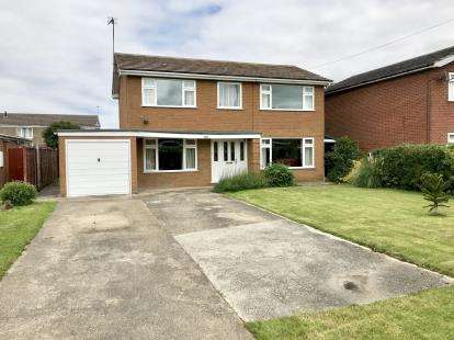 4 Bedrooms Detached House for sale in Causeway, Wyberton, Boston, Lincolnshire