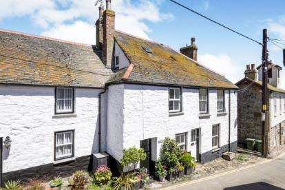3 Bedrooms Cottage House for sale in Mousehole, Penzance, Cornwall