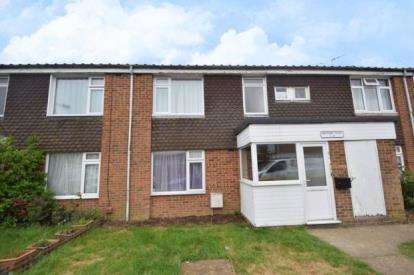 1 Bedroom Maisonette Flat for sale in Waltham Court, Cowdray Close, Luton, Bedfordshire